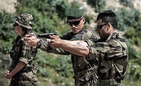 Французский иностранный легион. Что это? Где и как поступить? Какие тесты?